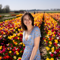 Alina - Student in The Hague