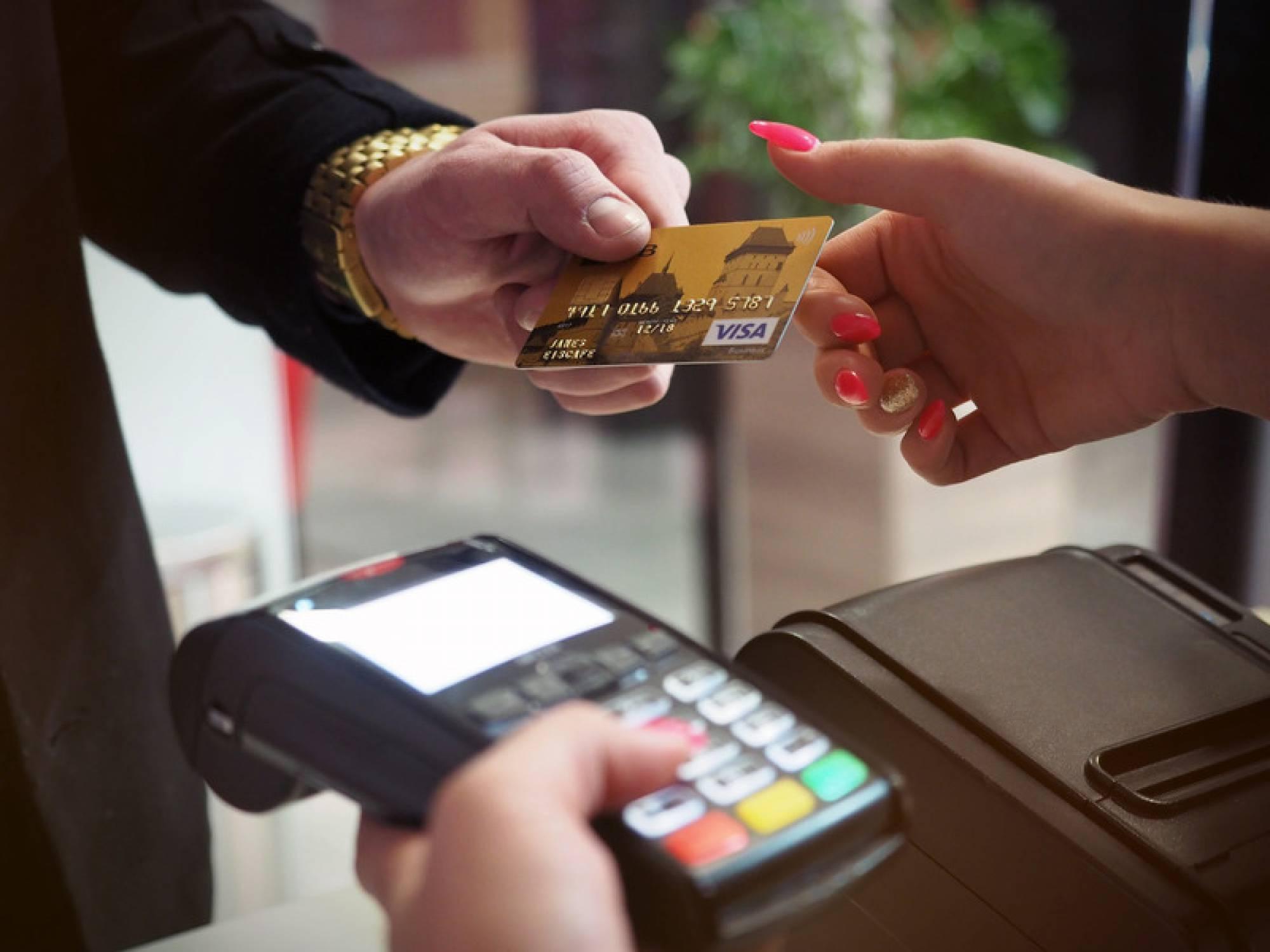 Canva - Black Payment Terminal